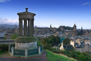 Edinburgh has many tourist attractions