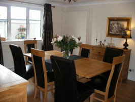 Our B&B serves Scottish, Vegetarian and Continental Breakfast
