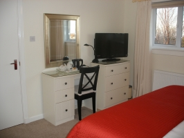 guest rooms have TVs with Freeview
